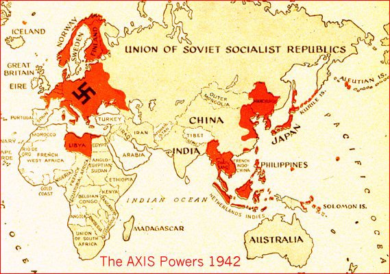 axis powers war 2