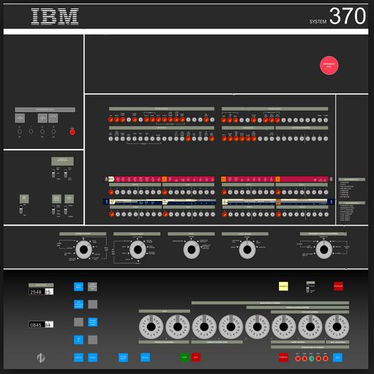 ibm system 370