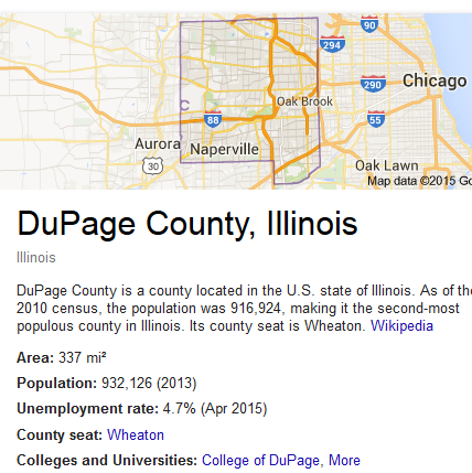 dupage size computer